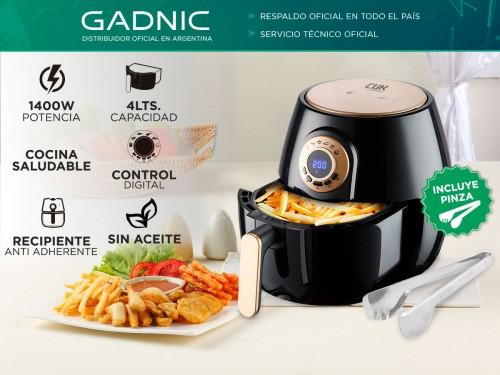 Freidora de Aire Gadnic F4.0 Sin Aceite 4Lts Digital