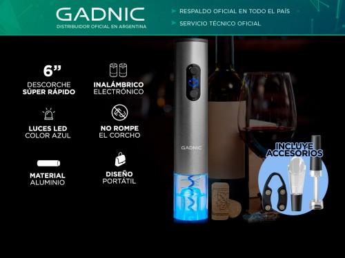 Sacacorchos Automático Gadnic V-10