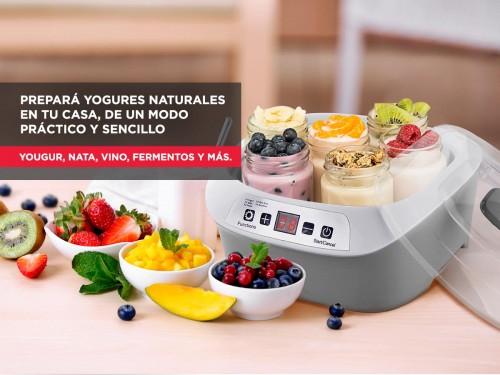 Yogurtera Gadnic YG20 6 Frascos 20w 5 en 1