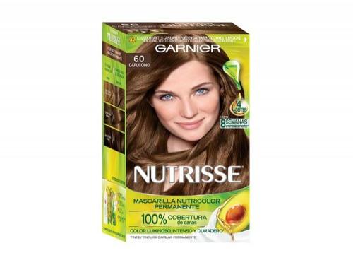 Coloracion Nutrisse Permanente 60 - 1 U
