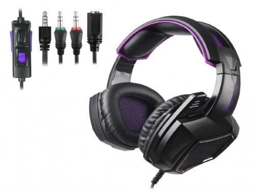 Auricular  Headset Gamer Ps4/ Xbox/ Cel /pc Sades Sa-920 EXCELENTES