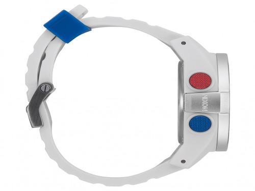 Reloj Digital Unit Star Wars R2d2 Blanco