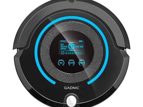 Aspiradora Robot Gadnic Z950 4 Modos 140m2 Esterilización UV