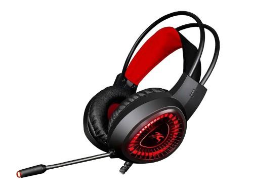 Combo Gamer Sentey Gs5790 Auriculares Teclado Mouse Padmouse