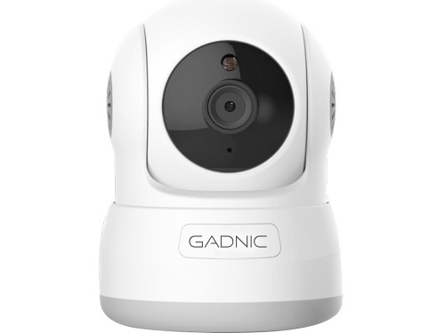 Cámara de Seguridad Gadnic SX10 IP WiFi Motorizada con Audio HD