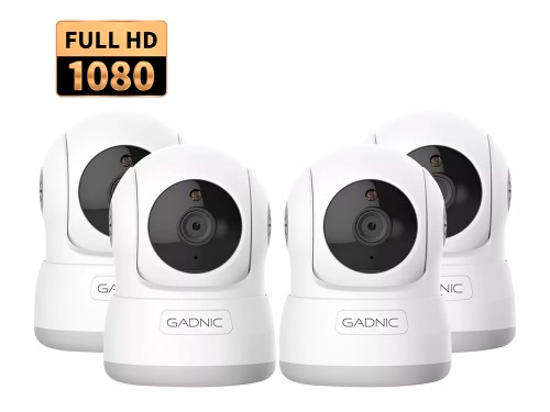Cámaras de Seguridad Gadnic SX10 x4 IP WiFi Domo Motorizado FULL HD
