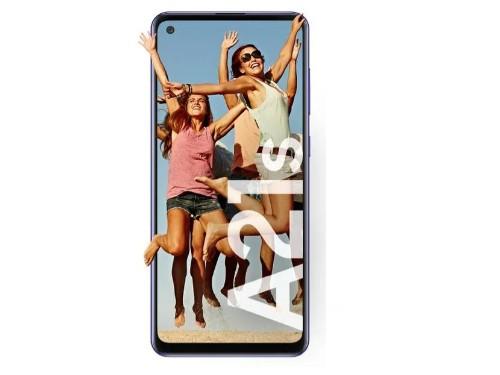 Celular Galaxy A21s 128 GB