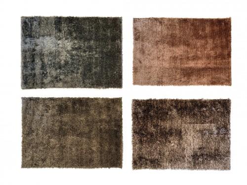 Alfombra Carpeta Moderna Tapete Pelo Largo Varios colores y medidas