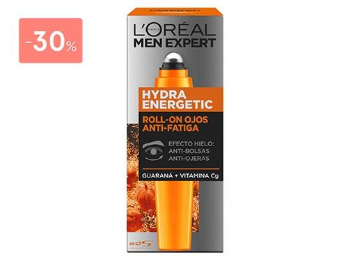 LOREAL - MEN EXPERT CREMA CONTORNO DE OJOS HYDRA ENERGETIC 10 ML