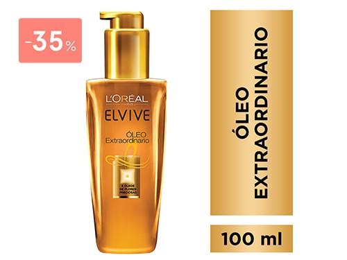 ELVIVE - ÓLEO EXTRAORDINARIO TRATAMIENTO INTENSIVO 100 ML