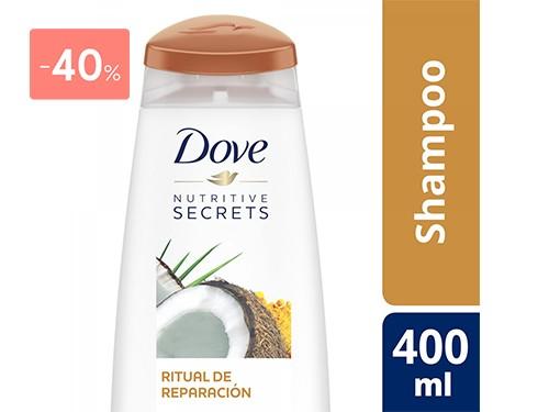DOVE - Shampoo ritual reparacion 400 ML | FarmaOnline