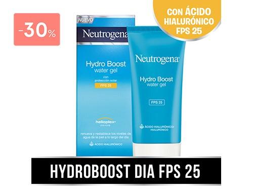 NEUTROGENA - Crema facial hydro boost water gel 55 Gr | FarmaOnline