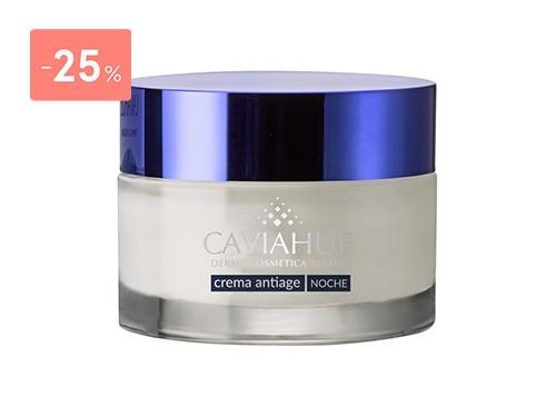 CAVIAHUE - Crema anti age de noche 50 Gr | FarmaOnline
