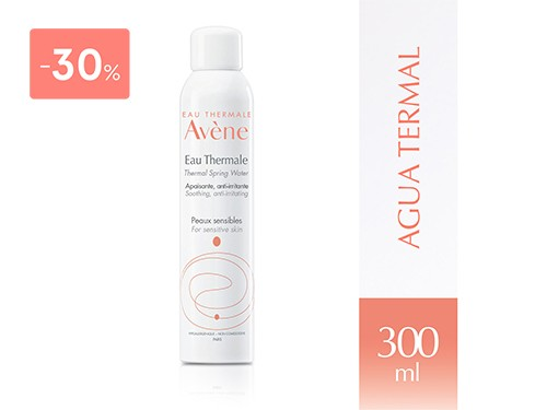 AVENE - AGUA TERMAL 300ML | FarmaOnline