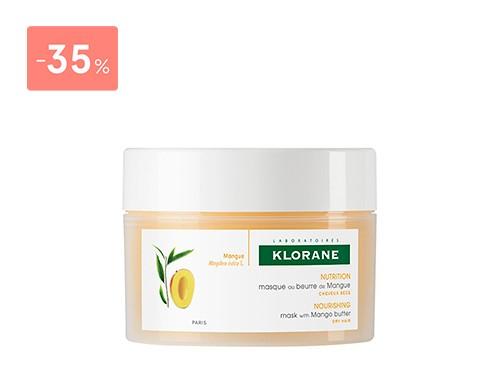 KLORANE - MASCARILLA MANGO 150 ML | FarmaOnline