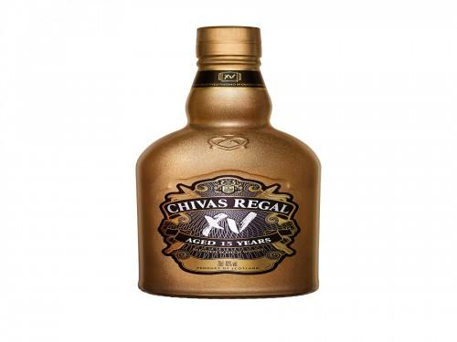 Chivas Regal Xv Whisky Escocés 15 Años 750 Ml+ Estuche