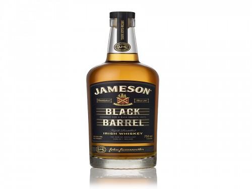 Jameson Black Barrel Whisky Irlandés Botella De 750 Ml