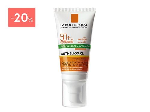LA ROCHE POSAY - ANTHELIOS XL FPS 50+ GEL-CREMA TOQUE SECO COLOR