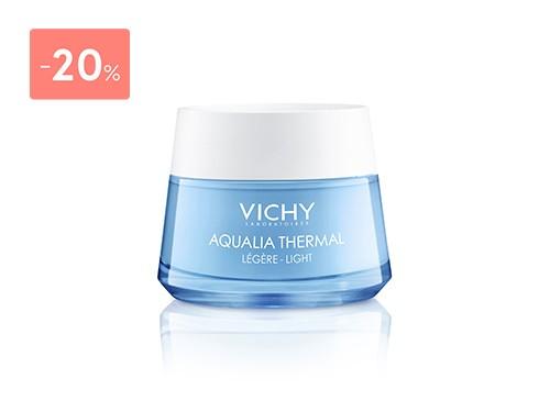 VICHY - AQUALIA THERMAL LIGERA HIDRATANTE 50 ML   FarmaOnline