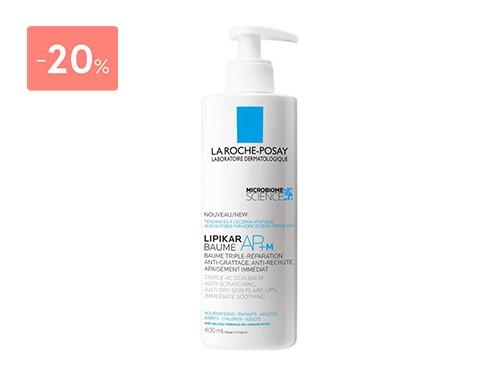 LA ROCHE POSAY - LAROCHE LIPIKAR BAUME AP+ M 400 ML | FarmaOnline