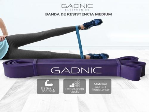 Banda de Resistencia Medium GADNIC