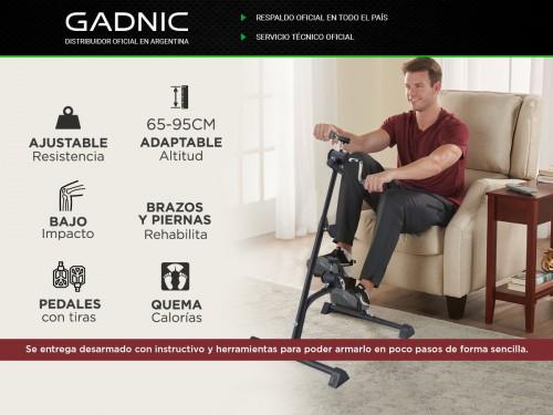 Bicicleta Fija Gadnic F-3050 Resistencia Ajustable