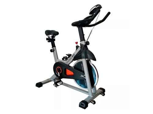 Bicicleta Fija Gadnic G-Spinning Indoor Disco Inercia 18kg