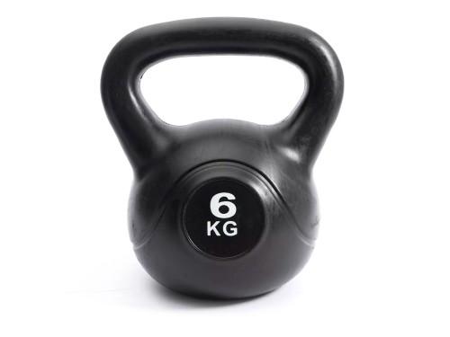 Kettlebell Pesa Rusa Gadnic 6kg PVC Fitness