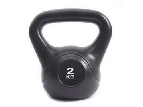 Kettlebell Pesa Rusa 2kg PVC Fitness