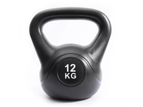 Kettlebell Pesa Rusa Gadnic 12kg PVC Fitness