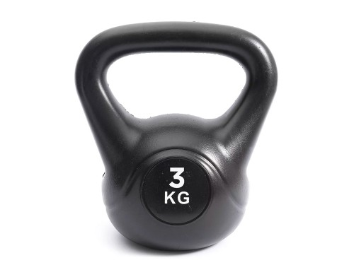 Kettlebell Pesa Rusa Gadnic 3kg PVC Fitness