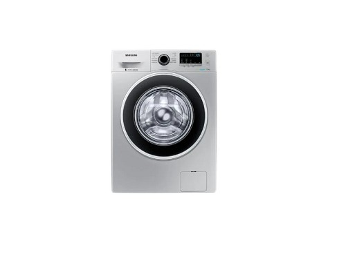 Lavarropas Automático Carga Frontal 7 Kg Inverter Silver