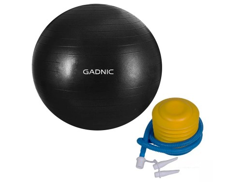 Pelota De Yoga Gadnic 75cm + Inflador