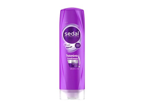 Sedal Liso Perfecto 340ml Shampoo / Acondicionador