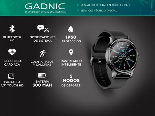 Smartwatch Gadnic R11 Watch 1.3 Bluetooth Waterproof Ip68