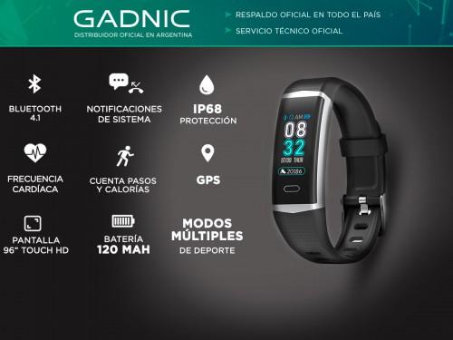 Smartband Gadnic B5 Watch Bluetooth Waterproof Ip68