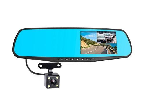 Kit Cámara para Auto GADNIC 1080P + Sensores Para estacionar