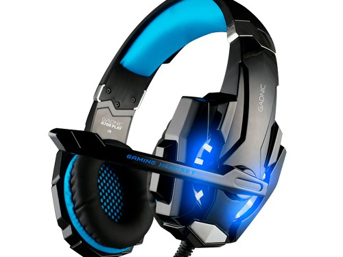 Auriculares Gadnic A700 Play Gamer Compatible Consolas