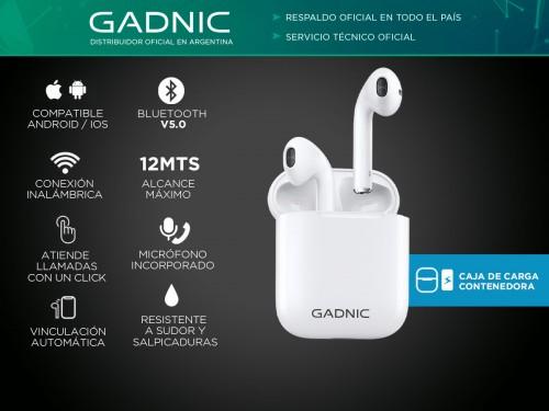 Mini Auriculares Bluetooth G-360 GADNIC