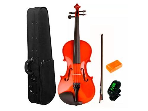 Violin Gadnic STRAD2000 4/4 Estudiantes Enchapado + Accesorios