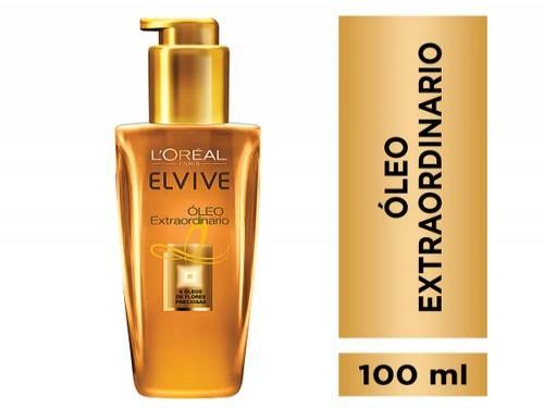 Óleo Extraordinario Tratamiento Intensivo Elvive L Oréal Paris 100 Ml.