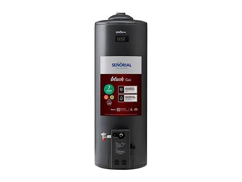 Termotanque Señorial 110 Litros Gas Linea Black 2.0