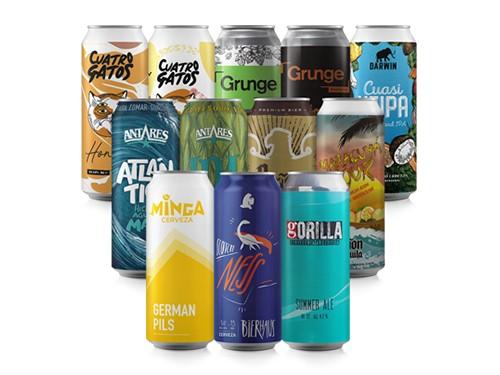 Mix Alegría Artesanal - ¡12 latas de distintos estilos para descubrir!