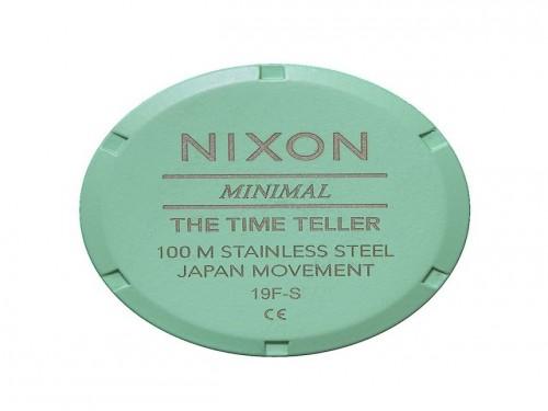 Reloj Analógico Time Teller Mint Mujer