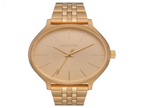 Reloj Analógico Clique All Gold Mujer