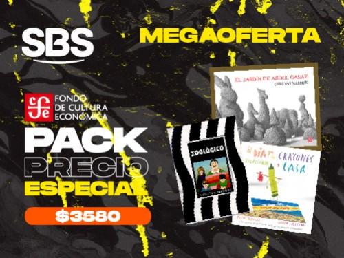ESPECIAL PACK 3 TÍTULOS FCE