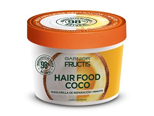 GARNIER FRUCTIS HAIR FOOD COCONUT 350 ML TRATAMIENTO