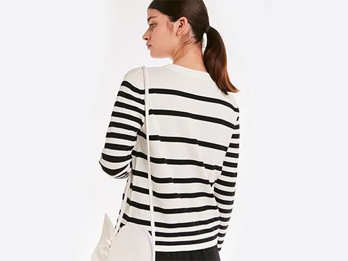 Sweater Rayas Furzai