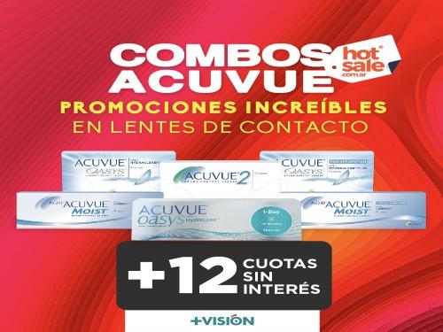 Lentes de contacto Acuvue Oasys | promo 6x4.