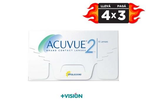Lentes de contacto Acuvue2 | promo 4x3.